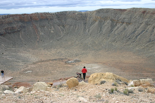 Meteor+crater+az+pictures