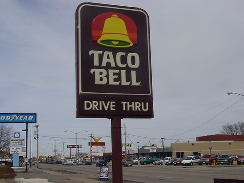Taco Bell at Milton Avenue