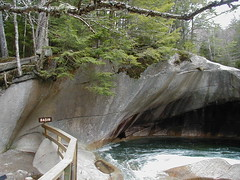 The Basin, Franconia Notch, NH
