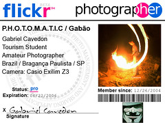 badge (Gabriel Cavedon) Tags: 2005 brazil brasil id badge documento flickrmeme flickrg cavedon