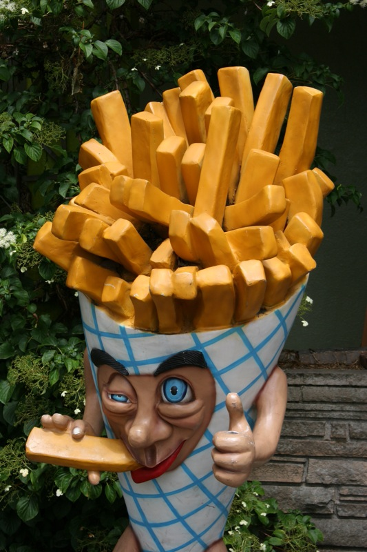 French Fry Guy