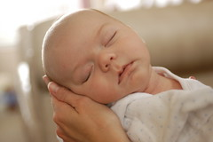 precious one second (jen clix) Tags: logan nephew baby babies sleeping backlit tc5calm tc13sleep