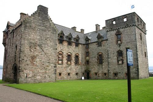 Newark Castle, Port Glasgow