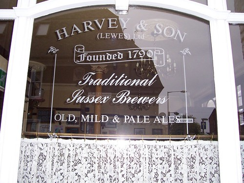 Window of the Royal Oak, Borough SE1