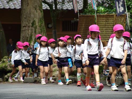 Nara Kindergartens, Japan