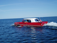 Amphicar (chrismetcalf) Tags: amphicar car boat