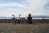 One of The Beach in Banyuwangi (Raditya Jati) Tags: banyuwangi eastjava bicycle beach travelling sea