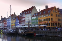 Nyhavn Copenhagen (yuanxizhou) Tags: cityview localrestaurant summer denmark copenhagen europe colors building boat canals tourist site historic detail architecture vacation travelphotography travel