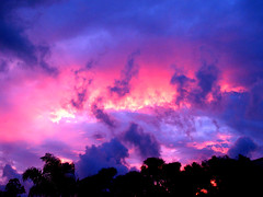 Missed Moment (Cyron) Tags: clouds sunset takenbyme photo 2005