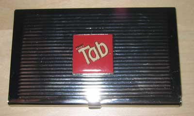 TaB Business Card Case