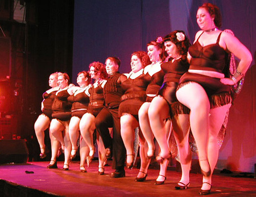 The Original Fat Bottom Revue at TOR, 2003