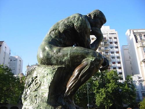Plaza Congreso Pensador