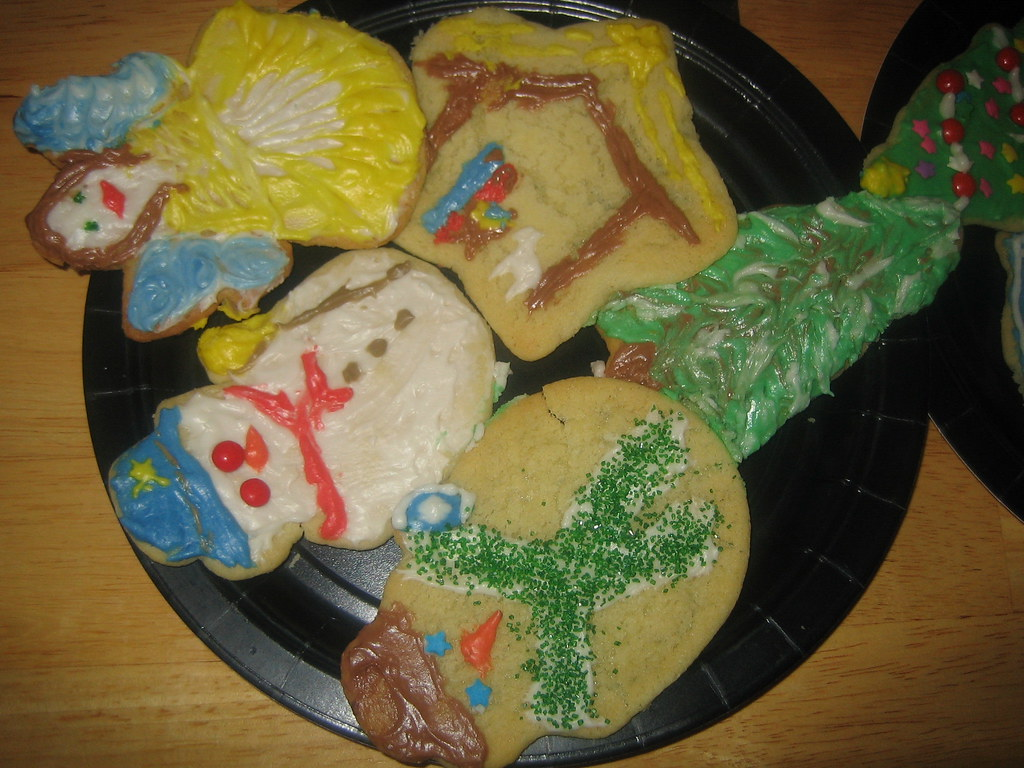 more christmas cookies