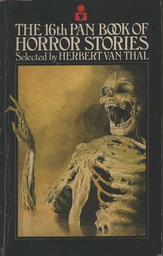 The 16th Pan Book of Horror Stories edited by Herbert van Thal