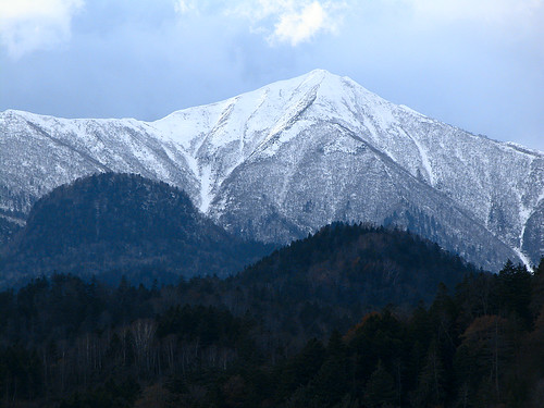 Hidaka mountains