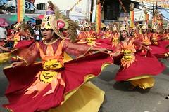 shagit (Farl) Tags: colors festival dance movement catholic dancers faith philippines religion skirt twirl cebu tradition yell sinulog sinulog2006 cebusugbo philippineislescom