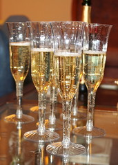 Toasting Champagne (by Waldo Jaquith)