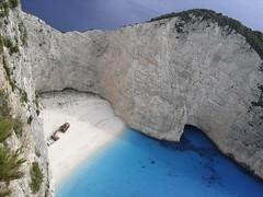 Navagio, Zakynthos, Greece (RobW_) Tags: 2005 blue friends beach topf25 beautiful june topv111 topv2222 wow wonderful amazing interesting topf50 topv555 topf75 awesome interestingness1 used greece shipwreck stunning greatshot topv777 top10 topf150 topf100 brilliant magnificent june2005 elsewhere zakynthos interestingness2 navagio jun2005 top500 16jun2005 cotcmostfavorited explore22jan06 i500 1500v60f outstandingshots craigspix explore25apr06 abigfave outstandingshot impressedbeauty world100f top20beaches