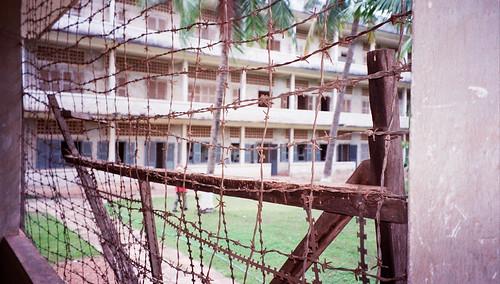 Museo Tuol Sleng - El Museo del Genocidio
