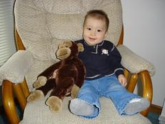 Mason 10 months old!