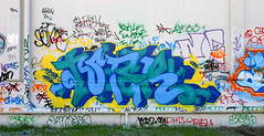 Tster (funkandjazz) Tags: california graffiti oakland tay eastbay tayone tster