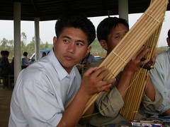 Laotian Instrument, Phonsavon