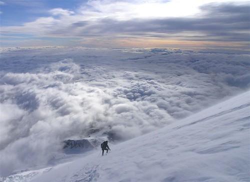 Rainier Ascent