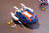 31045 Alternate - Narwhal Four (Clarkanine) Tags: lego ocean explorer moc alternate ship boat tugboat submarine freighter microscale
