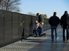 Vietnam War Memorial (TimothyJ) Tags: dc washington memorial war vietnam vietnamveteransmemorial zd 1445mm visitingthewall