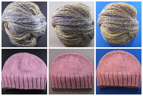 Yarn & Hat Mosaic
