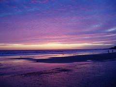 Soltstice sunset in Malibu