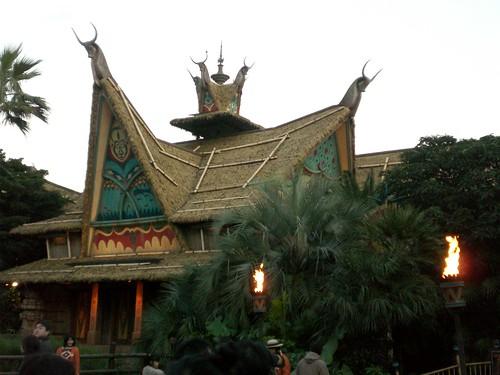 Polynesian Terrace