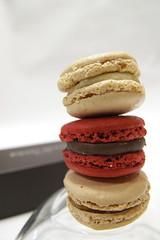 Foie gras Macaron, Pierre Hermé, 新宿伊勢丹