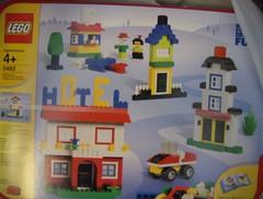 Legos for Del