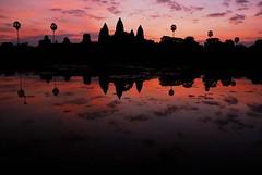 Cambodia: Angkor Wat sunrise