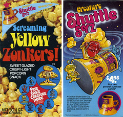 Screaming Yellow Zonkers box