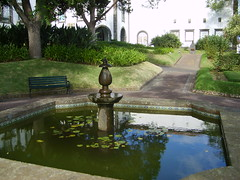 Fountain in Ponta Delgada, Azores (branka_arrive) Tags: portugal atlanticocean azores
