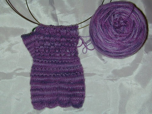 Fingerless Cashmere Mitts
