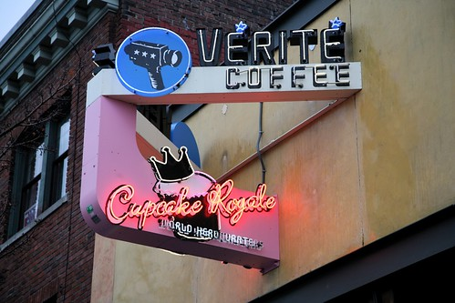 Verite Coffee & Cupcake Royale
