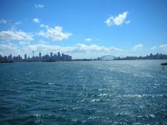 (Kristyn in Canada) Tags: harbour sydney jacaranda