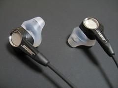 Bose in-ear headphoneskawatan
