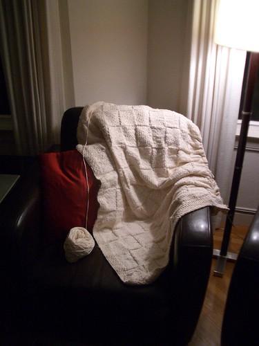 matt's blanket