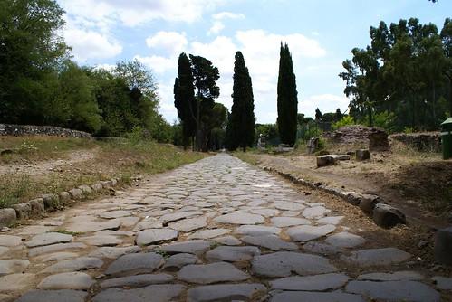 Appia Antica en Roma