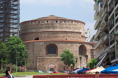 Rotunda aka Haghios Georgios, Thessaloniki, Greece