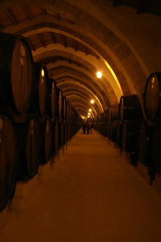 Marsala Barrels, Cantine Florio