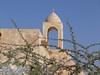 (HalfLight .) Tags: mosque qatar مسجد قطر قلعة برزان مأذنة