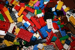 Too Much Lego