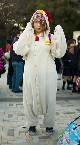 Japanese Fashion by Adrian.N.