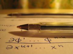 eL eNCieRRo... (RoOoOo!!!) Tags: estudio enero study exams horror maths febrero estudiante matematicas analisis examenes boligrafo nooo porquetanpronto