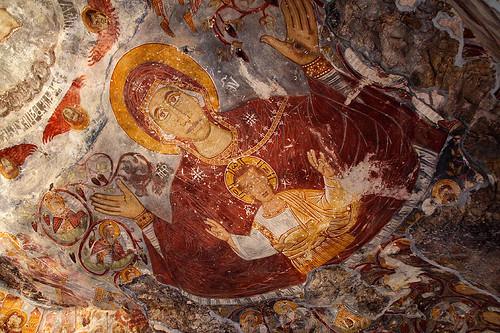 聖母與聖子圖
